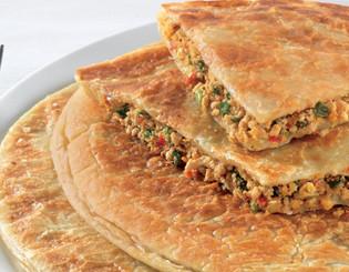 Chicken-Paratha