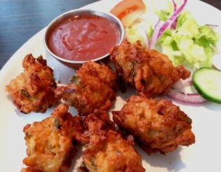 Vegetable-pakora