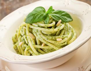 Spaghetti-a-la-genovese