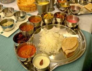 maharaja feast